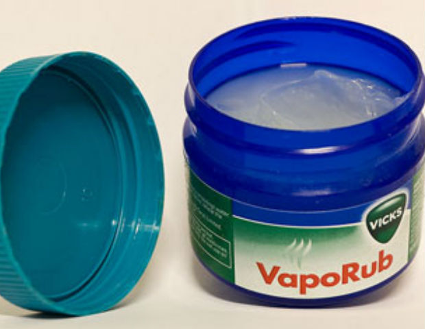 Vick's VapoRub