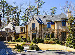 allen iverson atlanta mansion