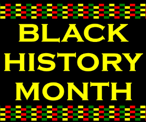 Why Can't we Celebrate Black History Year?