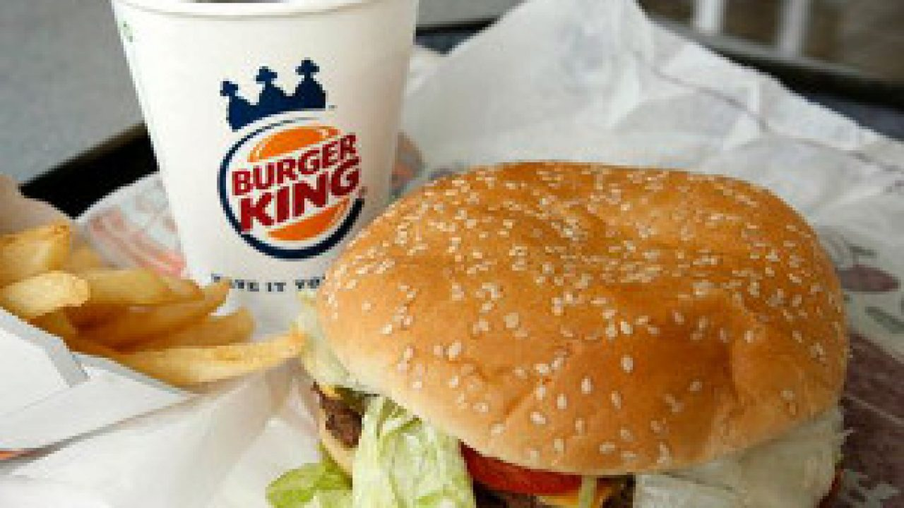 Burger King Expands Its Delivery Service To Chicago, Los
