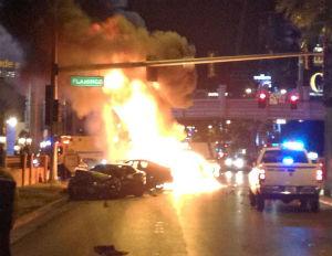 Rapper Kenny Clutch Killed in Sin City Shootout, Car Crash