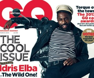 "Idris Elba on Popularity with Women: ""It's Hard to Feel Like a Sex Symbol"""
