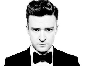 justin timberlake in suit and tie