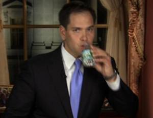 Republican Marco Rubio Quotes Wiz Khalifa and Jay-Z on Senate Floor