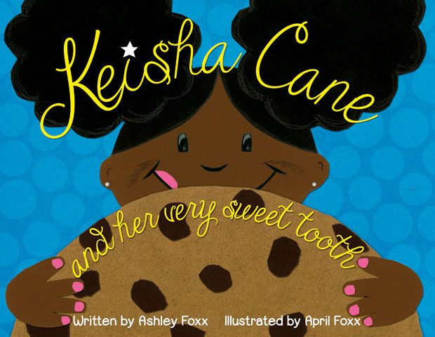 With 'Keisha Cane' Book Series, a Young Author Champions Child Literacy