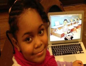 First Grader Zora Ball Becomes Youngest Person to Create Mobile App Video Game