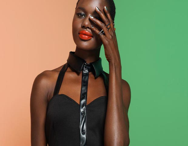 Ajak Deng, Model, South Sudan   