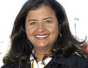 Celebrating Women: One-on-One with NASCAR's First Female Engineer of Color, Alba Colon