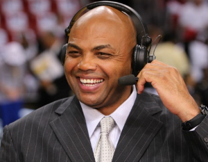 charles barkley smiling