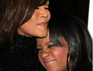 Bobbi Kristina Turns 20, Leaves Whitney Houston a Message