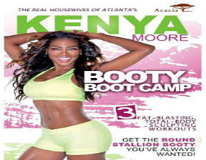 kenya moore booty boot camp