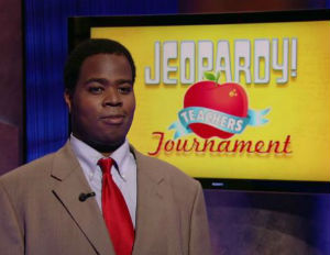 Chicago Teacher Wins Jeopardy's Tournament of Champions