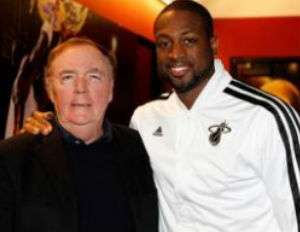 Dwayne Wade Teams Up With Author James Patterson to Help Kids Read