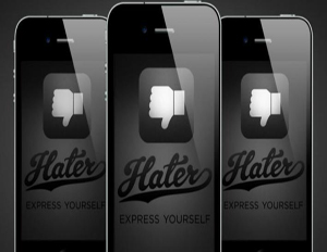 New iOS App Allows Users to Tap Their Inner Hater
