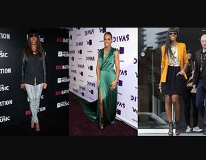 Kelly Rowland's Wardrobe Style Tips