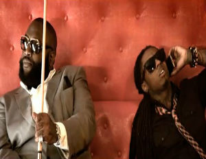 rick ross and lil wayne