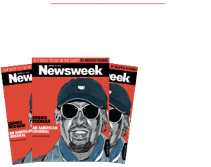 Courtesy of Newsweek.com