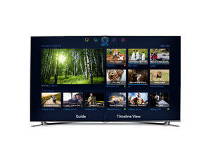 Samsung Elevates Smart TV Line with Enhanced Screens, New Content, Faster Processors and a Cleaner Interface