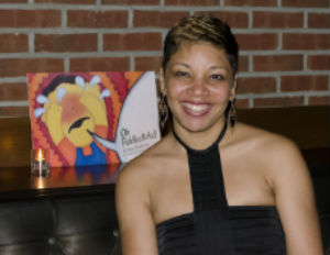 Author Tanji Dewberry Uses Oh Fiddlesticks to Help Children Cope With Unknown Emotions