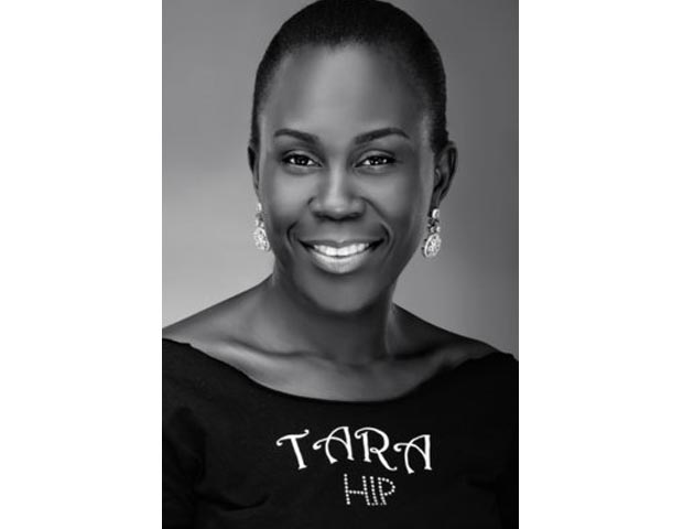 Tara Fela-Durotoye, Managing and Creative Directive of House of Tara International, Nigeria 