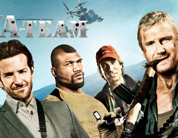 the a team movie