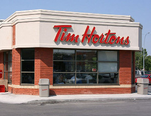 tim hortons coffeehouse