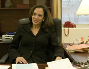 California Attorney General Kamala Harris Talks Trafficking in Our 'Impact Players Series'