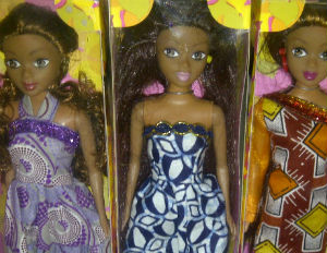 London Couple Creates African Doll Line Inspired by Daughters