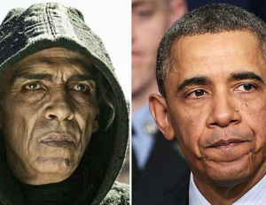 obama satan the bible series