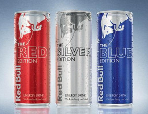 Red Bull introducing new flavors