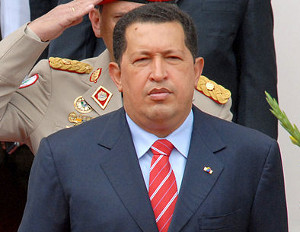 Chavez's Checkered Career Includes Aid for People of Color Around the World
