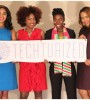 Techturized founders, Candace Mitchell, Chanel Martin, Joy Buolamwini, and Jess Watson try to eliminate the search it takes for women of color to find hair styles and products that fit their lifestyles.