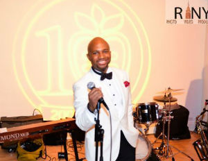 New York Urban League's Young Professionals President Jemar T. Ward.