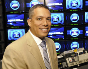 For CBS Sports Executive Harold Bryant, a Year and Performance for the Ages