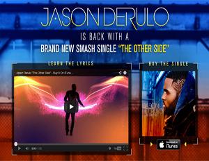Jason Derulo Takes to Vine to Promote New Single