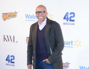 Kevin Liles Hosts Celebrity Friends for '42' Screening