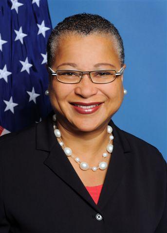SBA Deputy Administrator Marie Johns
