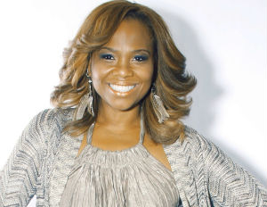 mona scott young smiling