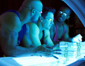 Anthony Mackie, The Rock and Mark Whalberg Star in New Michael Bay Film, Pain & Gain