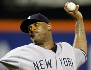 cc sabathia throwing pitch