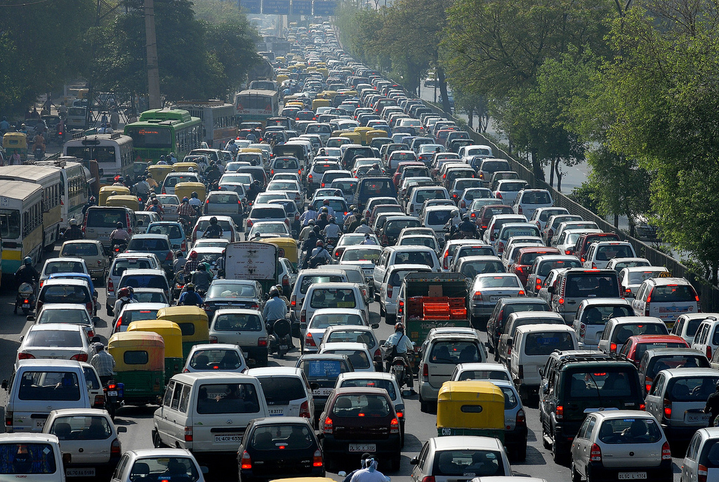 How Traffic Can Be an Indicator of the Economy's Health