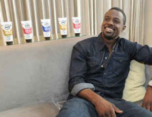 Lance Gross Talks Tyler Perry and Being the New Face of SoftSheen Carson