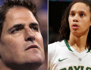 mark cuban and brittney griner