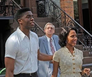 Check Out Some Stills From The Jackie Robinson Biopic '42'