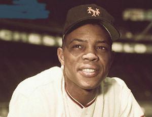 MLB Hall of Famer Willie Mays Talks Jackie Robinson