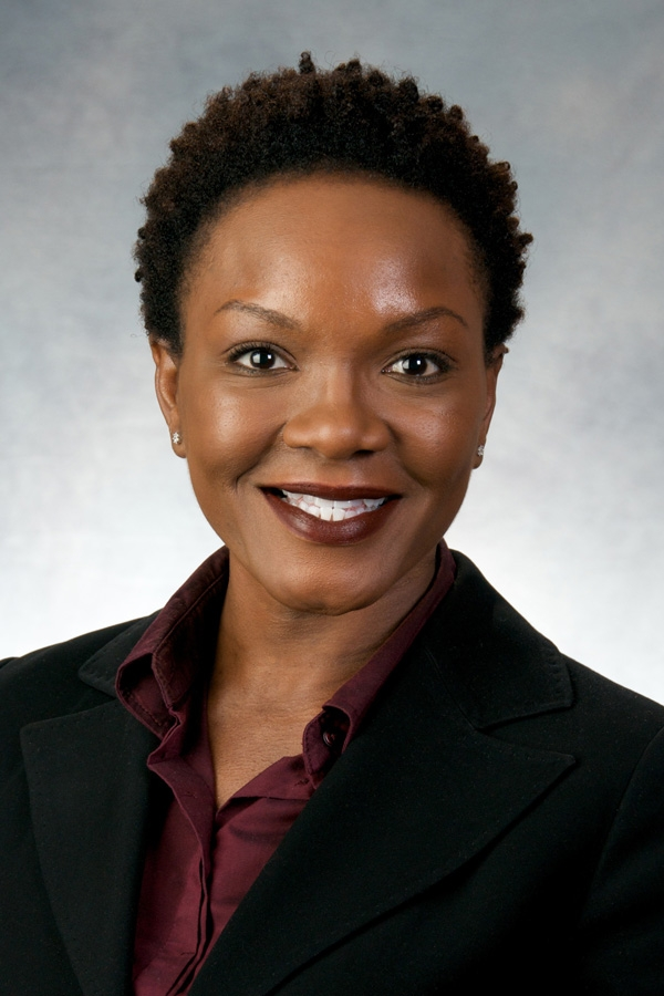 Finance expert Bahiyah Shabazz