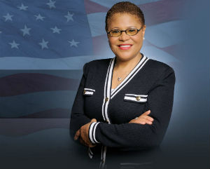 "Rep. Karen Bass: ""Time To Get Serious on Student Loan Debt"""