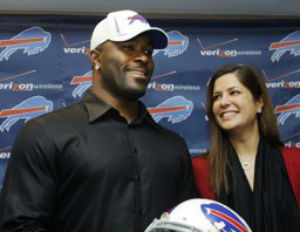mario williams and ex fiance buffalo bills