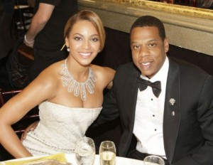 Beyoncé and Jay-Z reign as music's first couple
