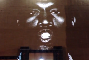 kanye west new slaves live broadcast